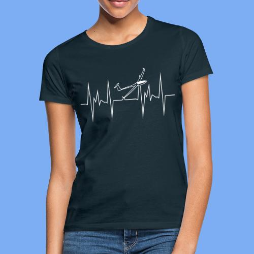 Diana 2 Segelflugzeug Segelflieger - Women's T-Shirt