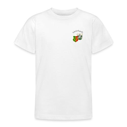 Schülerkapelle T-Shirt einfach - Teenager T-Shirt