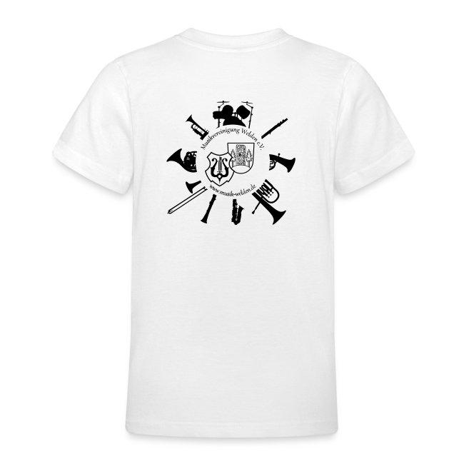 Schülerkapelle T-Shirt einfach