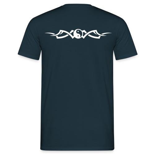 Spiritual Yin Yang - Mannen T-shirt