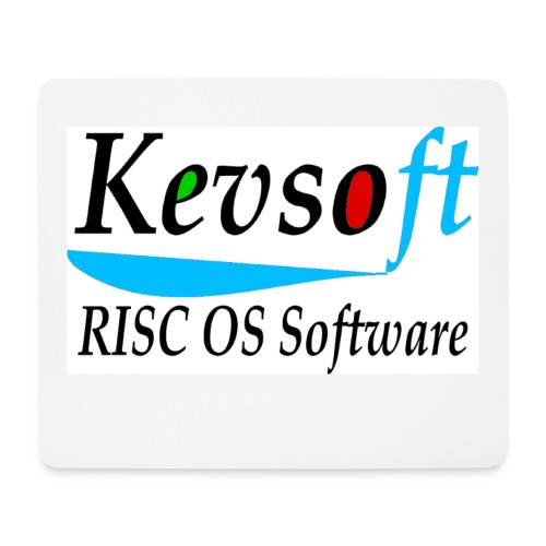 Kevsoft mouse mat - Mouse Pad (horizontal)