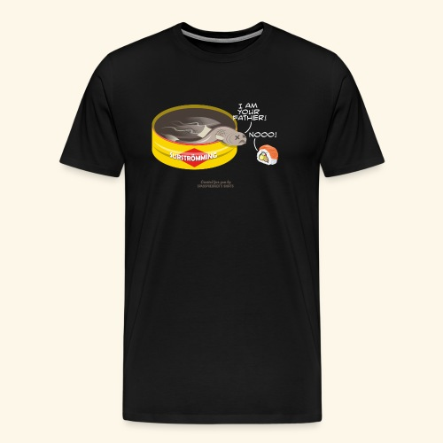 Surströmming & Sushi - Männer Premium T-Shirt