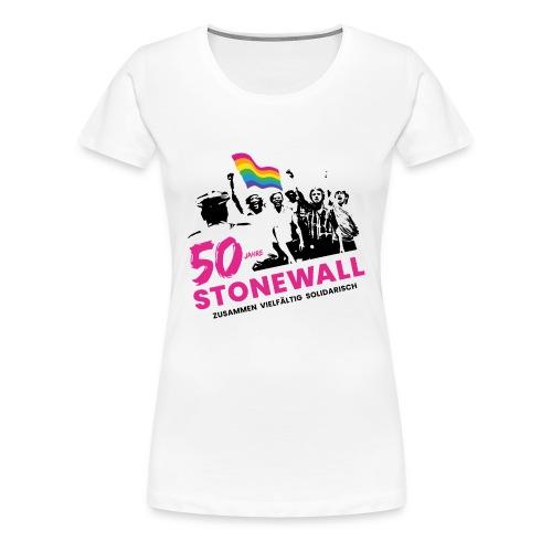 CSD 2019 - T-Shirt tailliert - Frauen Premium T-Shirt