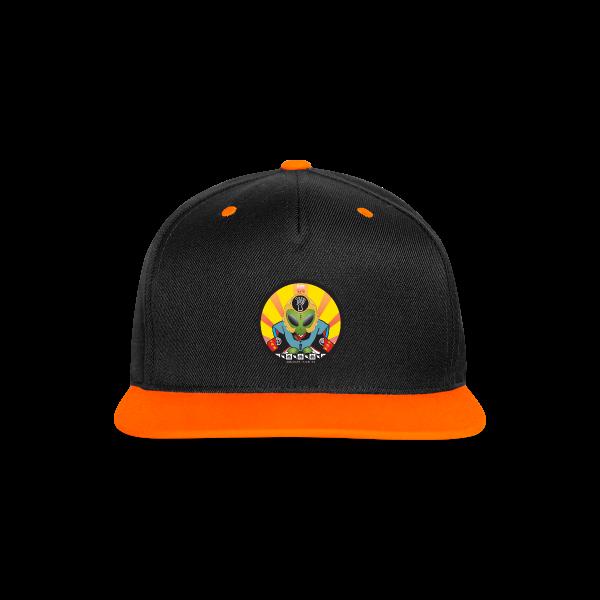 Cap - Psyvader Snap Cap