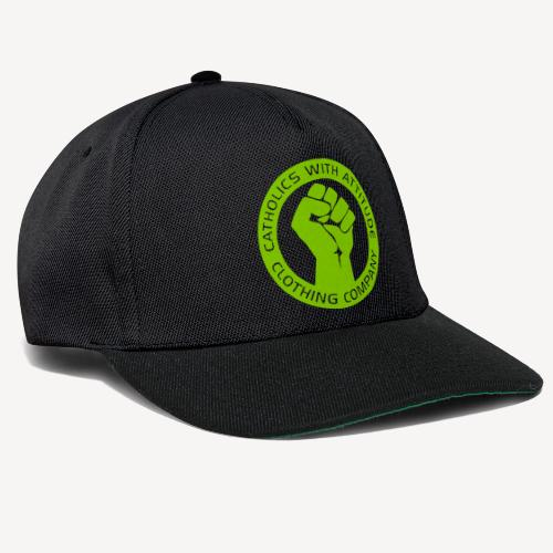 CATHOLICS WITH ATTITUDE - Snapback Cap