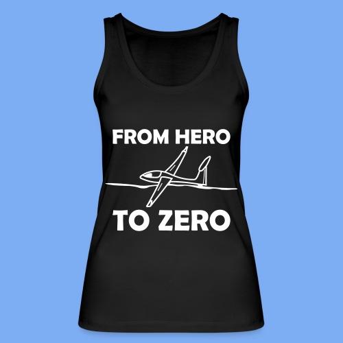 König der Außenlandung - Segelflieger T-Shirt - Frauen Bio Tank Top von Stanley & Stella