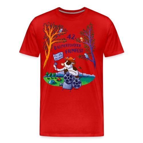 Männer T-Shirt Rundhals 2019 - Männer Premium T-Shirt