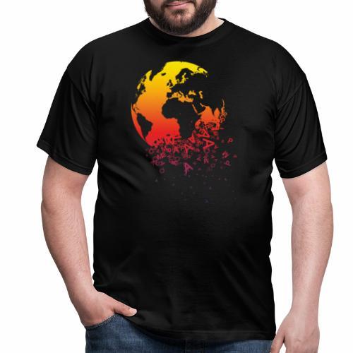 World - Men's T-Shirt