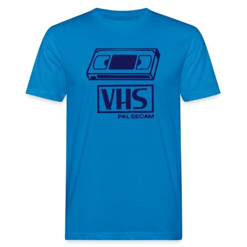 VHS   Herren - Männer Bio-T-Shirt