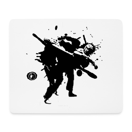 Boom! Mouse Pad - Mouse Pad (horizontal)