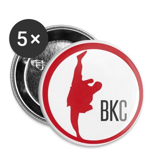 BKC Badge...badge - Buttons medium 1.26/32 mm (5-pack)