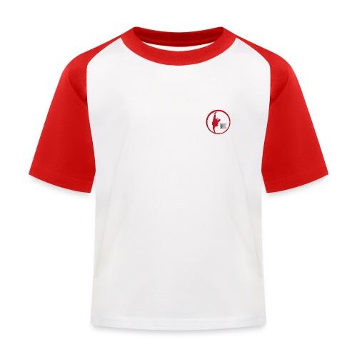 Kids Contrast T-Shirt - Kids' Baseball T-Shirt
