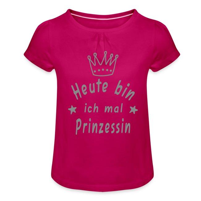 Heute mal Prinzessin