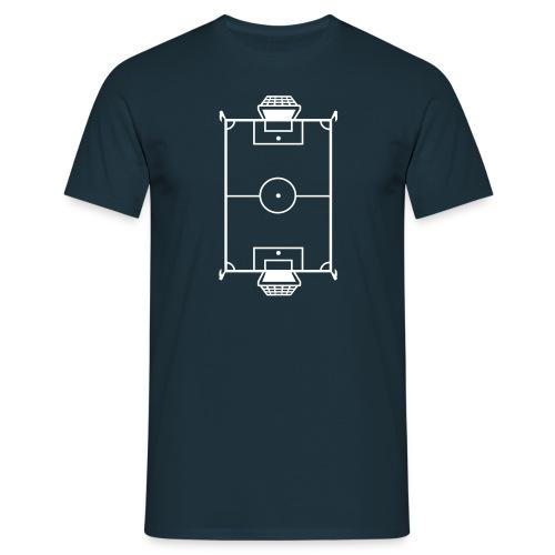 Spielfeld - Männer T-Shirt