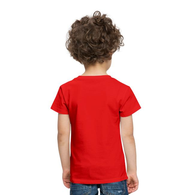 mutige Maus - Kinder Premium T-Shirt