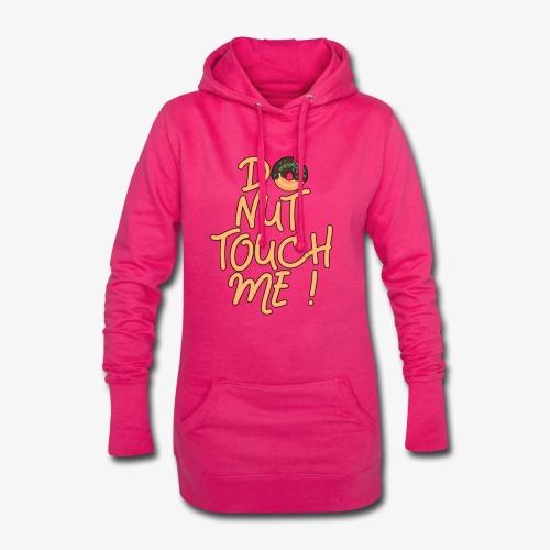 Hoodie-kleid Do Nut Touch Me ! - Hoodie-Kleid
