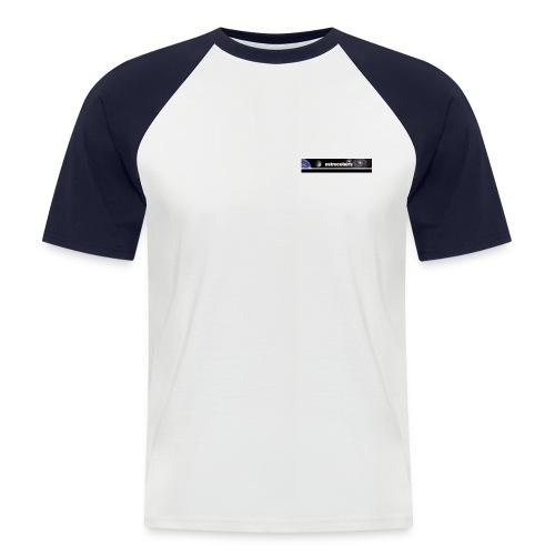 ASTROCOHORS Shirt rot - Männer Baseball-T-Shirt