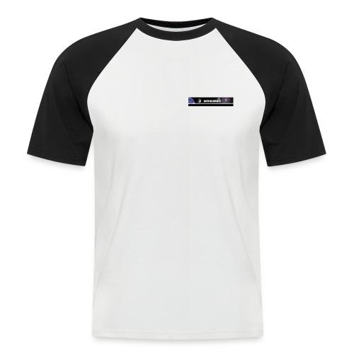 ASTROCOHORS Shirt schwarz - Männer Baseball-T-Shirt