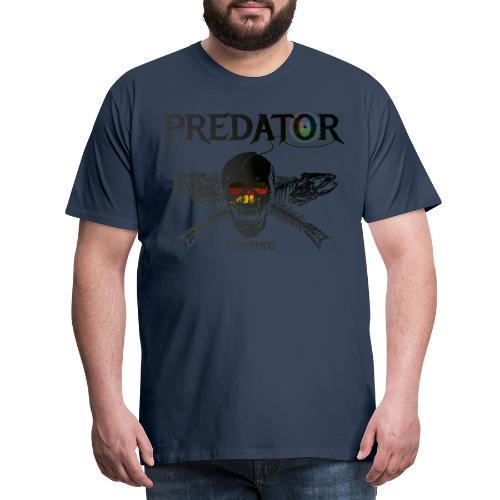 Angler T-Shirt - Männer Premium T-Shirt