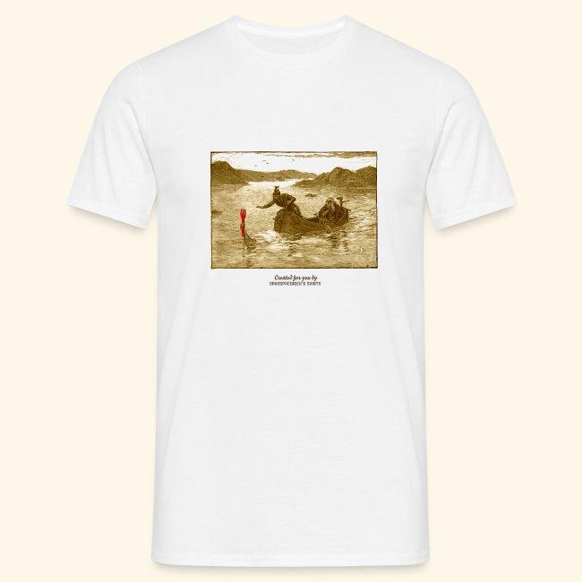 Geek T Shirt Excalibur 2.0