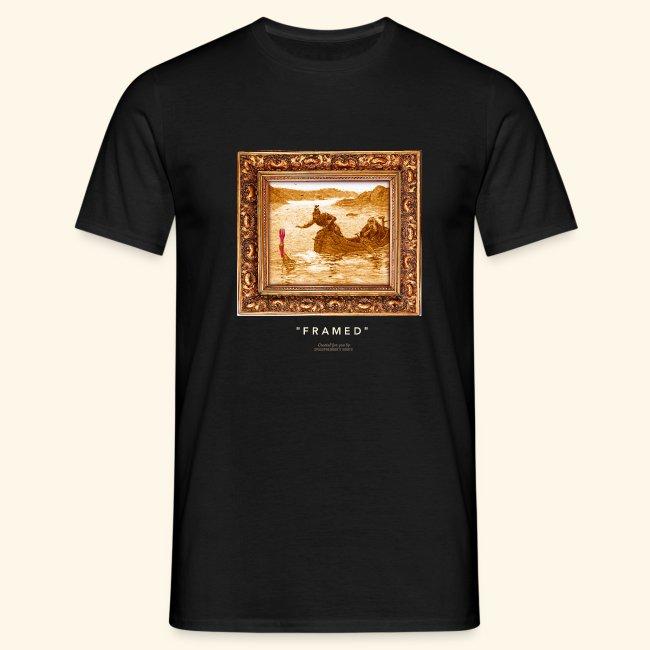 """Geek T-Shirt """"Framed"""""""