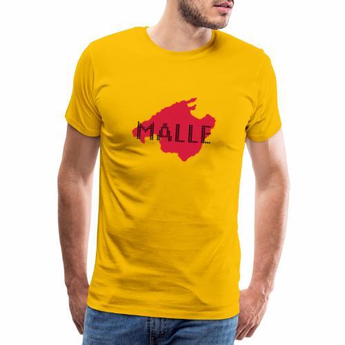 Produktvorschlag: MALLE, Pixellamb ™ - Männer Premium T-Shirt