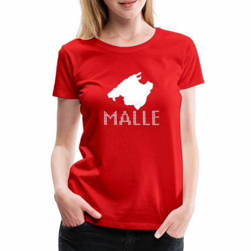 Produktvorschlag: MALLE, Pixellamb ™ - Frauen Premium T-Shirt
