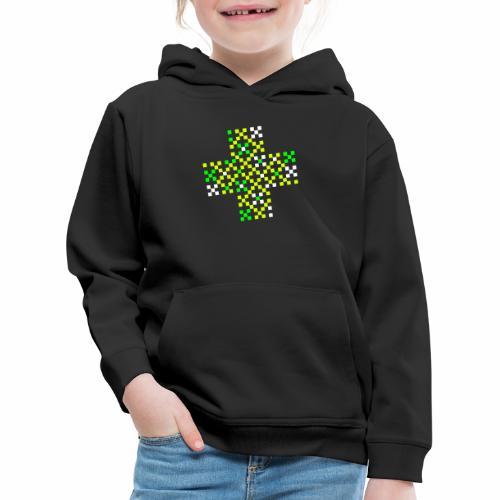 Produktvorschlag: Pixel Kreuz, Pixellamb ™ - Kinder Premium Hoodie