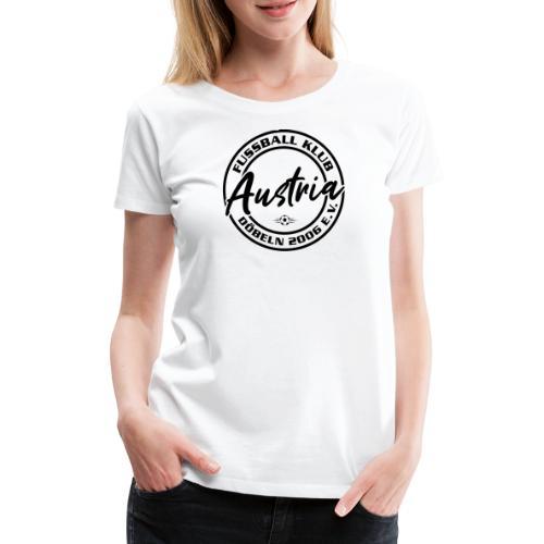 Damen   Produktfarbe: Weiß - Frauen Premium T-Shirt