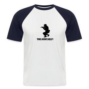 Shortsleeve baseball - Mannen baseballshirt korte mouw