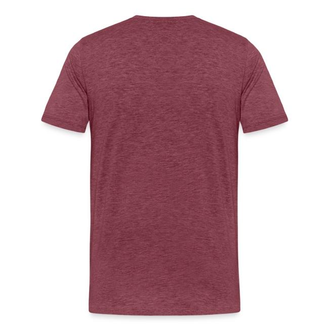 Jesus Heilt - Premium Männer T-Shirt