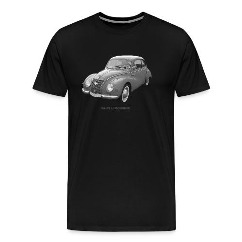 IFA F9 Limo DDR Zwickau - Männer Premium T-Shirt