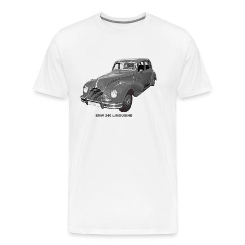 EMW 340 Limousine DDR Eisenach - Männer Premium T-Shirt