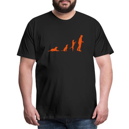 Neu! - Männershirt- Evolution - Männer Premium T-Shirt