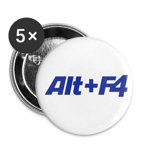 Badge Alt+F4 - Badge petit 25 mm