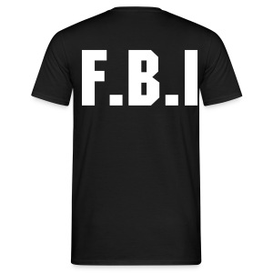FBI - T-shirt Homme
