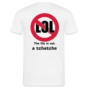 No lol - T-shirt Homme