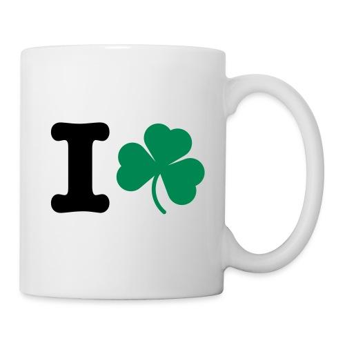 St. Patrick - Mug blanc