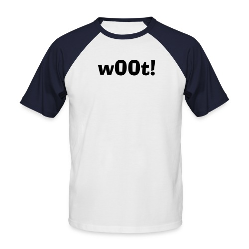 w000t - Men's Baseball T-Shirt