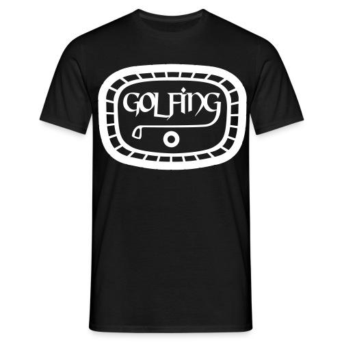 Golf - Männer T-Shirt