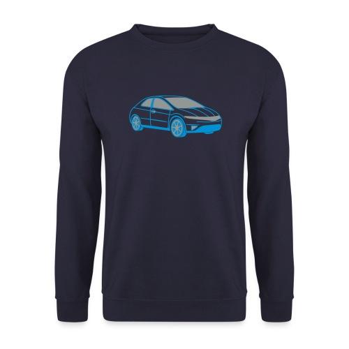 Civic (Navy) - Men's Sweatshirt