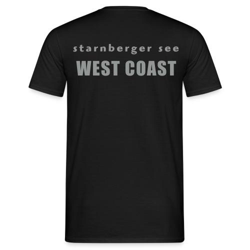 Starnberger See WEST COAST - Männer T-Shirt