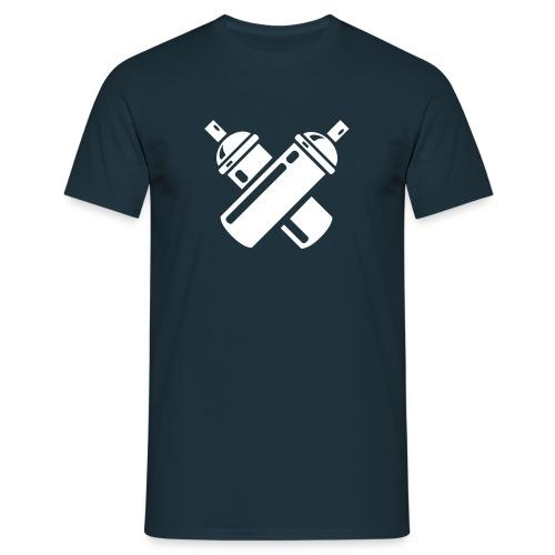 Spray Cans - Männer T-Shirt