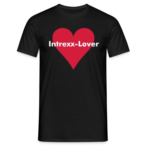 Intrexx-Lover - Männer T-Shirt