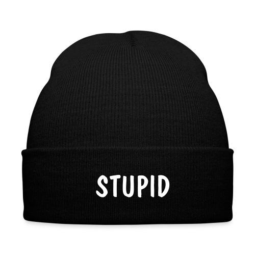 Stupid Hat - Winter Hat