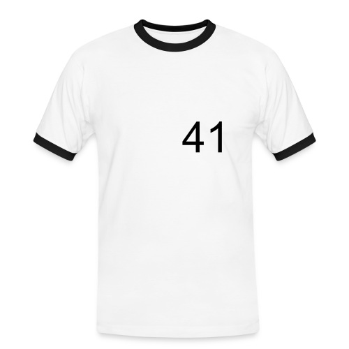 41 - Men's Ringer Shirt