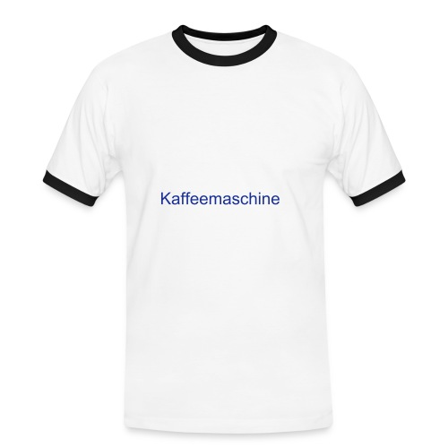 Kaffeemaschine - Men's Ringer Shirt