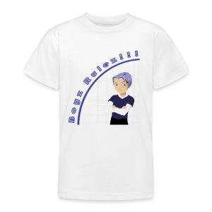Boyz Rulez - Teenager T-shirt