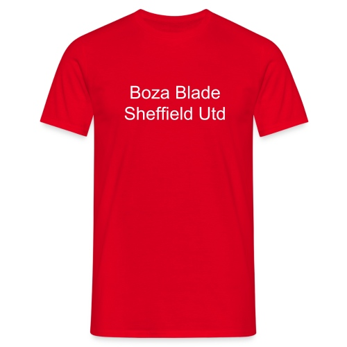 Boza Blade Shirt - Men's T-Shirt