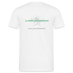 T-shirt Association Officiel Homme - T-shirt Homme